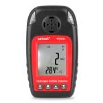 WINTACT WT8822 Hydrogen Sulfide Detector Independent H2S Gas Sensor Warning-up High Sensitive Poisoning Alarm Detector