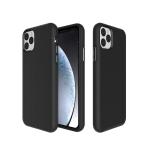 Anti-slip Armor Texture TPU + PC Case for iPhone XI 2019(Black)