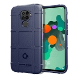 Full Coverage Shockproof TPU Case for Huawei Nove 5i Pro(Blue)