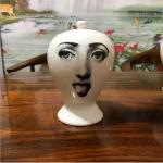 Creative Expression Ceramic Decorative Sealing Vase Home Decoration(6)