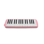IRIN 001 32-keys Accordion Melodica Oral Piano Child Student Beginner Musical Instruments(Pink)