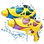 Children's  Beach Water Gun Toy in Summer, Random Color Delivery