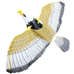3 PCS Creative Plastic Electric Suspension Wire Flying Birds Children Educational Toys Birthday Gifts