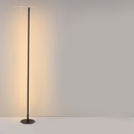 Minimalist Creative Bedroom Living Room Personality Atmosphere Light LED Floor Lamp(Warm Light)
