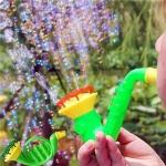 3 PCS Bubble Soap Bubble Blower Outdoor Funny Educational Children Toys Random Style Delivery
