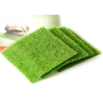 Mini Toy House Imitation Accessories Garden False Moss Artificial Turf, Size:15 x 15cm