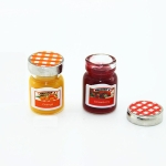 Doll House Mini Accessories Mini Jam Jar Simulation Kitchen Condiments