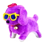 Cute Electronic Movable Pet Puppy Children Toy Gift, Random Color Delivery