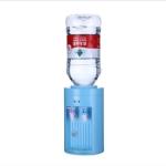 220V Warm Hot Drink Machine 2.5L Electric Portable Desktop Water Dispenser(Blue)