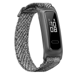 Original Huawei Band 4e Basketball Edition Smart Bracelet, IP5X Waterproof, Support Basketball Sport Data Monitor / Running Postures Data Monitor / Sleep Monitor / Sedentary Reminder / Message Reminder (Grey)