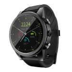 X360 1G+16G 1.6 inch Screen IP68 Life Waterproof 4G Smart Watch, Support Heart Rate Monitoring / Step Counter / Phone Call (Black)
