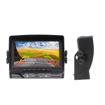 PZ610 IP67 170 Degree Car HD 7 inch Rearview Mirror Monitor with 10m Cable