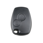 For RENAULT Clio / Megane / Laguna / Kangoo Car Keys Replacement 2 Buttons Car Key Case with 206 Socket, without Blade