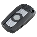 For BMW CAS3 System Intelligent Remote Control Car Key with Integrated Chip & Battery, Frequency: 315MHz
