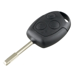 For Ford Mondeo Intelligent Remote Control Car Key with 60 Glass Chip & Battery, Frequency: 433MHz