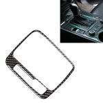 Car Carbon Fiber Gear Position Panel Decorative Sticker for Volkswagen Touareg