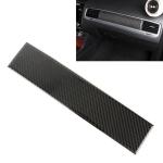 Car Carbon Fiber Dashboard Panel Decorative Sticker for Volkswagen Touareg