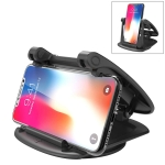 Car Center Console Dashboard Mobile Phone Holder for 3.5-6.5 inches Cellphone