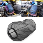 Universal Air Filter Protective Cover High Flow Air Intake Filters Waterproof Oilproof Dustproof Sheet, Size: 24 x 15 x 12cm