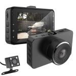 SE018 3 inch 170 Degrees Wide Angle Full HD 1080P Video Car DVR, Support TF Card / Loop Recording / G-sensor