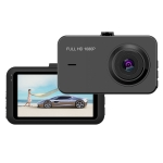 SE019 3 inch 125 Degrees Wide Angle Full HD 1080P Video Car DVR, Support TF Card / Loop Recording / G-sensor
