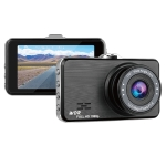 SE021 3 inch 170 Degrees Wide Angle Full HD 1080P Single Lens Video Car DVR, Support TF Card / Loop Recording / G-sensor