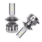 2 PCS Ballast A10 H7 DC9-36V / 13W / 1500LM / 6000K IP68 Car / Motorcycles LED Headlight Lamps / Fog Light