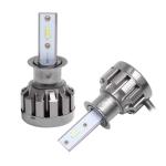 2 PCS Ballast A10 H3 DC9-36V / 13W / 1500LM / 6000K IP68 Car / Motorcycles LED Headlight Lamps / Fog Light