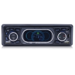 8809 Universal Car 12V Bluetooth Radio Receiver MP3 Player, Support FM with Remote Control