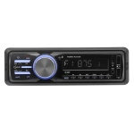 1010BT Universal Car 12V Bluetooth Radio Receiver MP3 Player, Support FM with Remote Control