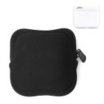 Thumb Anti-shake Camera Soft Charging Box Storage Bag for Insta360 GO, Size: 9.5 x 9.5 x 5cm (Black)