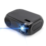 BLJ-111 1920×1080 800 Lumens LCD Portable Home Theater Mini Projector, Support HDMI / SD / USB / AV (Black)