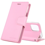 For iPhone XI 2019 MERCURY GOOSPERY SONATA DIARY Horizontal Flip Leather Case with Holder & Card Slots & Wallet(Pink)