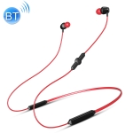 Q5 Bluetooth V4.2 IPX5 Waterproof Sport Wireless Bluetooth Earphone with Charging Base (Red)