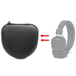 Portable Headphone Storage Protection Bag for Marshall MAJOR  III / II, Size: 16.7 x 15.6 x 7.9cm