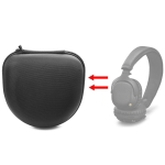 Portable Bluetooth Headphone Storage Protection Bag for Marshall MID ANC, Size: 16.7 x 15.6 x 7.9cm