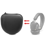 Portable Wireless Bluetooth Earphone Storage Protection Bag for Marshall Mid Bluetooth, Size: 16.7 x 15.6 x 7.9cm