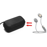 Portable In-ear Bluetooth Earphone Storage Protection Bag for Marshall Minor II, Size: 11.5 x 5.5 x 5cm