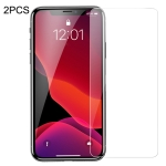 2 PCS Baseus 0.15mm Full Tempered Glass Film (Secondary Reinforcement ) for iPhone XI 2019