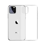For iPhone 11 Pro Baseus Simple Series Transparent TPU Case(Transparent)