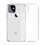 For iPhone 11 Baseus Simple Series Transparent TPU Case(Transparent)