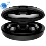ZEALOT H19 TWS Bluetooth 5.0 Touch Wireless Bluetooth Earphone with Magnetic Charging Box, Support HD Call & Bluetooth Automatic Connection (Black)