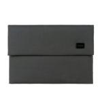 POFOKO E200 Series Polyester Waterproof Laptop Sleeve Bag for 13 inch Laptops (Black)