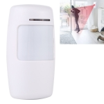 433MHz Wide Angle Wireless PIR Detector(White)