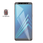 Non-Full Matte Frosted Tempered Glass Film for Galaxy A8+ (2018)