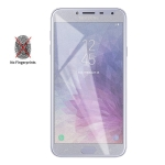 Non-Full Matte Frosted Tempered Glass Film for Galaxy J4