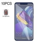 10 PCS Non-Full Matte Frosted Tempered Glass Film for Huawei Honor V9 Play
