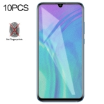 10 PCS Non-Full Matte Frosted Tempered Glass Film for Huawei Honor 20i