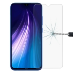 For Xiaomi Redmi Note 8 0.26mm 9H 2.5D Tempered Glass Film