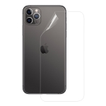 For iPhone 11 Pro Max Soft Hydrogel Film Full Cover Back Protector